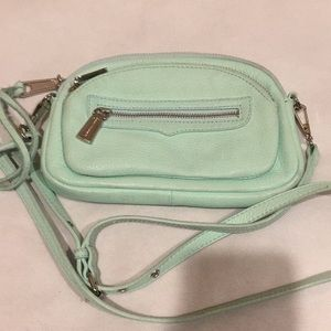 Rebecca Minkoff Leather Crossbody Mini Bag